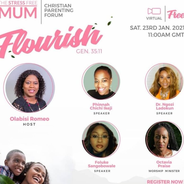 [Event] Flourish, the Christian Parenting Forum on 23rd January